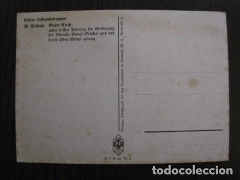 Postales: POSTAL SEGUNDA GUERRA MUNDIAL -II GUERRA MUNDIAL -ORIGINAL -VER REVERSO-(50.754) - Foto 2 - 101395863