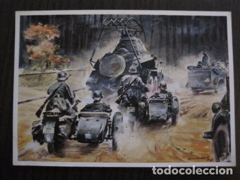 POSTAL SEGUNDA GUERRA MUNDIAL -II GUERRA MUNDIAL -ORIGINAL -VER REVERSO-(50.758) (Postales - Postales Temáticas - II Guerra Mundial y División Azul)