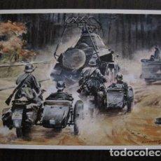 Postales: POSTAL SEGUNDA GUERRA MUNDIAL -II GUERRA MUNDIAL -ORIGINAL -VER REVERSO-(50.758). Lote 101396011