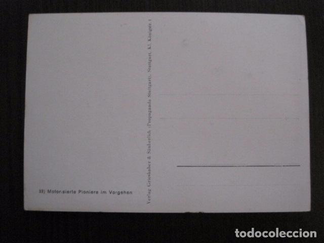 Postales: POSTAL SEGUNDA GUERRA MUNDIAL -II GUERRA MUNDIAL -ORIGINAL -VER REVERSO-(50.762) - Foto 2 - 101396151