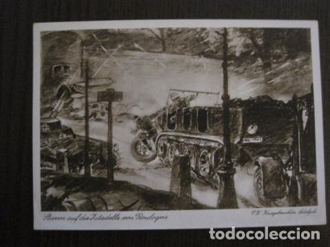 POSTAL SEGUNDA GUERRA MUNDIAL -II GUERRA MUNDIAL -ORIGINAL -VER REVERSO-(50.770) (Postales - Postales Temáticas - II Guerra Mundial y División Azul)