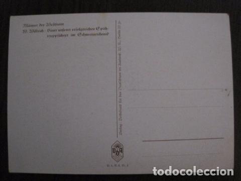 Postales: POSTAL SEGUNDA GUERRA MUNDIAL -II GUERRA MUNDIAL -ORIGINAL -VER REVERSO-(50.773) - Foto 2 - 101396671
