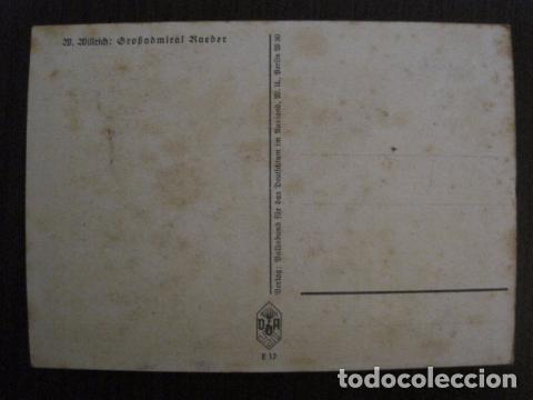 Postales: POSTAL SEGUNDA GUERRA MUNDIAL -II GUERRA MUNDIAL -ORIGINAL -VER REVERSO-(50.776) - Foto 2 - 101396931