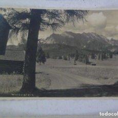 Postales: POSTAL DE ALEMANIA . RECUERDO DE UN COMBATIENTE DE LA DIVISION AZUL.. Lote 108296631