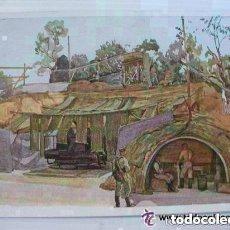 Postales: POSTAL DEL EJERCITO ALEMAN EN CAMPAÑA . RECUERDO DE LA DIVISION AZUL.. Lote 108392451