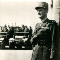 Postales: LIBERACIÓN DE PARÍS- AÑO 1944- GENERAL LECLERE-ORIGINAL FOTOGRÁFICA- RARA. Lote 109691011