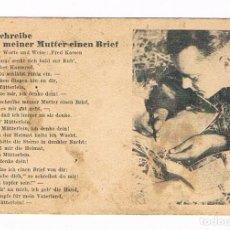 Postales: TARJETA POSTAL ILUSTRADA ALEMANA 1942. Lote 111439379