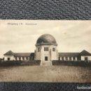 Postales: SEGUNDA GUERRA MUNDIAL.- ALEMANIA/POSTAL KONIGSBERG I. PR. KREMATORIUM. Lote 112171600