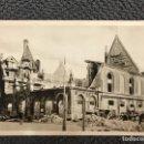 Postales: SCHWARZHAUPTERHAUS. LA CASA DE LAS CABEZAS NEGRAS RIGA (LETONIA) H.1940?). Lote 112176127