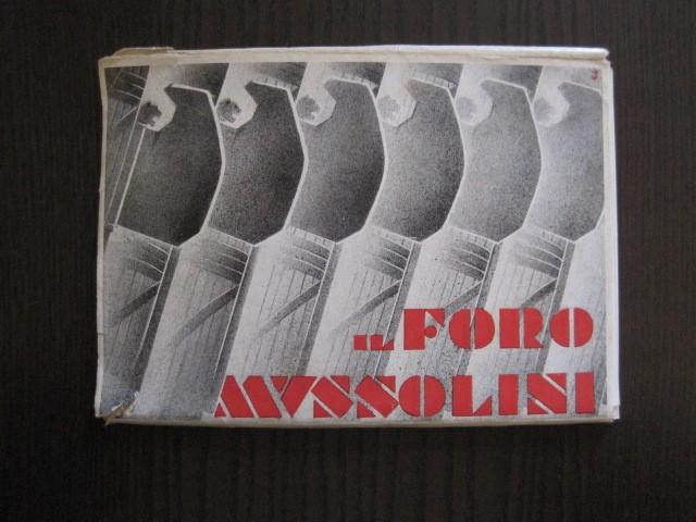 Postales: ENVOLTORIO CONTENIENDO 11 POSTALES ORIGINALES ANTIGUAS FORO MUSSOLINI - VER FOTOS - (52.141) - Foto 2 - 113286303
