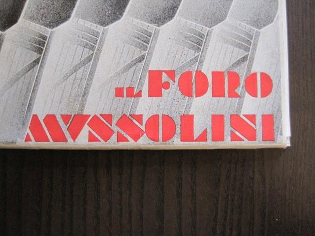 Postales: ENVOLTORIO CONTENIENDO 11 POSTALES ORIGINALES ANTIGUAS FORO MUSSOLINI - VER FOTOS - (52.141) - Foto 3 - 113286303