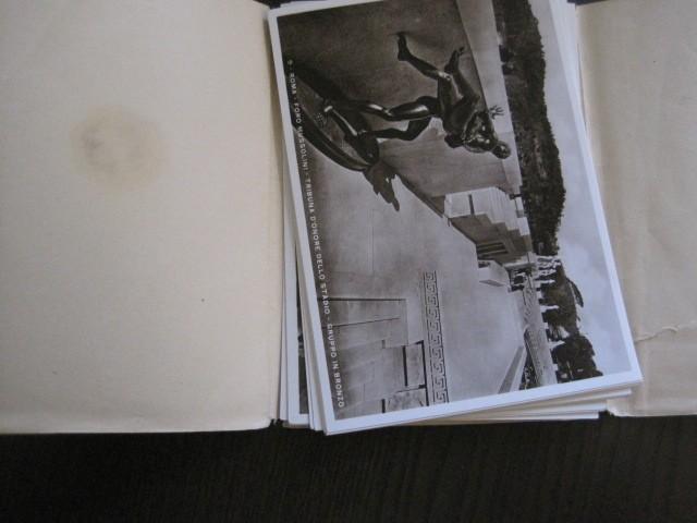 Postales: ENVOLTORIO CONTENIENDO 11 POSTALES ORIGINALES ANTIGUAS FORO MUSSOLINI - VER FOTOS - (52.141) - Foto 5 - 113286303