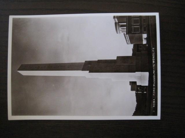 Postales: ENVOLTORIO CONTENIENDO 11 POSTALES ORIGINALES ANTIGUAS FORO MUSSOLINI - VER FOTOS - (52.141) - Foto 13 - 113286303