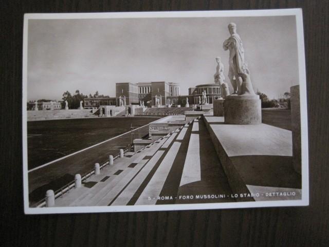 Postales: ENVOLTORIO CONTENIENDO 11 POSTALES ORIGINALES ANTIGUAS FORO MUSSOLINI - VER FOTOS - (52.141) - Foto 19 - 113286303