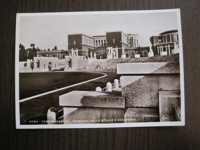Postales: ENVOLTORIO CONTENIENDO 11 POSTALES ORIGINALES ANTIGUAS FORO MUSSOLINI - VER FOTOS - (52.141) - Foto 25 - 113286303