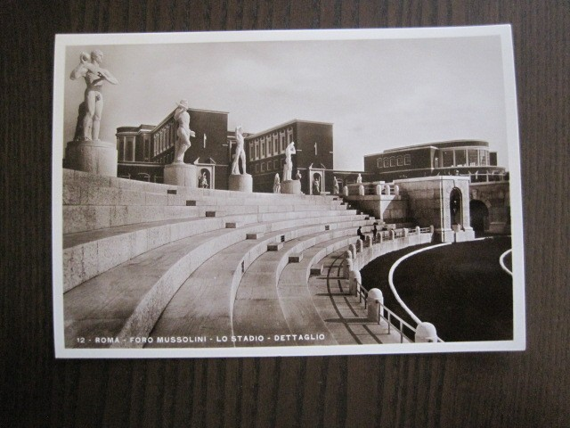 Postales: ENVOLTORIO CONTENIENDO 11 POSTALES ORIGINALES ANTIGUAS FORO MUSSOLINI - VER FOTOS - (52.141) - Foto 27 - 113286303