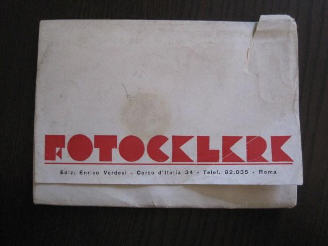 Postales: ENVOLTORIO CONTENIENDO 11 POSTALES ORIGINALES ANTIGUAS FORO MUSSOLINI - VER FOTOS - (52.141) - Foto 29 - 113286303