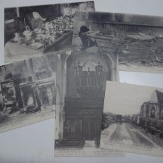 Postales: DEVASTACIONES ALEMANAS EN FRANCIA . Lote 114893779
