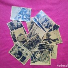 Postales: TUBAL POSTALES DIVISION AZUL SERIE COMPLETA 12 POSTALES. Lote 116064491