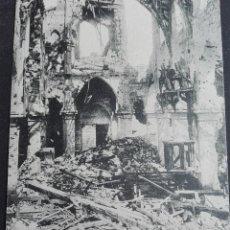 Postales: CIDO AL LA GRAN GUERRA 1914 16 OFENSIVA FRANCO INGLESA. Lote 122176671