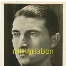 Cartes Postales: ALEMANIA III REICH. POSTAL. PHOTO HOFFMANN. PILOTO DE LA LUFTWAFFE HAUPTMANN NOWOTNY. RITTERKREUZ. Lote 125998787