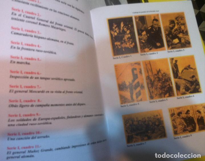 Postales: Gopián. Catálogo de postales División Azul - Foto 2 - 139119438