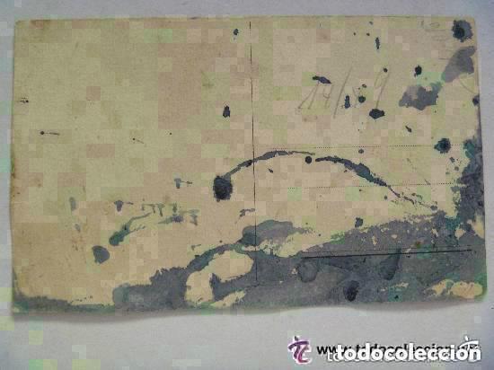 Postales: POSTAL DE HITLER CON CITA DE AGRADECIMIENTO A LA DIVISION AZUL . RECUERDO DE UN DIVISIONARIO - Foto 2 - 144603574