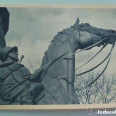 Postales: POSTAL DE ITALIA : HOMENAJE A LA CABALLERIA . 1940, XVIII DE LA ERA FASCISTA. Lote 149487310