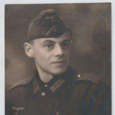 Postales: POSTAL SOLDADO ALEMÁN WEHRMACHT - III REICH - ALEMANIA - WWII - GUERRA MUNDIAL. Lote 150259834