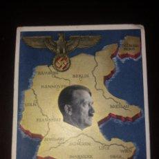 Postales: POSTAL DE HITLER,1938. Lote 150612157