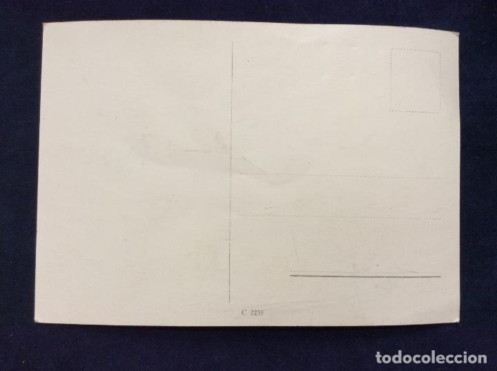 Postcards: AGRADECIMIENTO DE HITLER A LA DIVISIÓN AZUL C 2235 SIN CIRCULAR - Foto 4 - 153801086