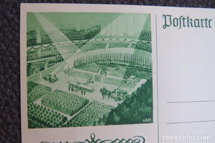 Postales: POSTAL ALEMANIA NAZI , ADOLF HITLER, II GUERRA MUNDIAL , ORIGINAL - Foto 2 - 157978418