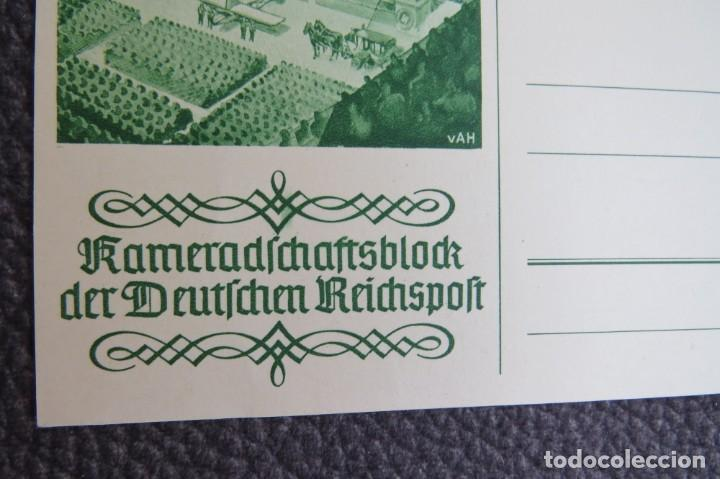 Postales: POSTAL ALEMANIA NAZI , ADOLF HITLER, II GUERRA MUNDIAL , ORIGINAL - Foto 3 - 157978418