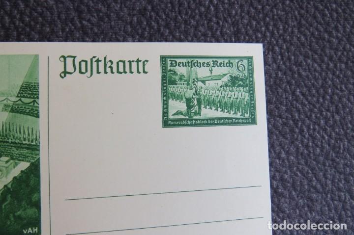 Postales: POSTAL ALEMANIA NAZI , ADOLF HITLER, II GUERRA MUNDIAL , ORIGINAL - Foto 4 - 157978418
