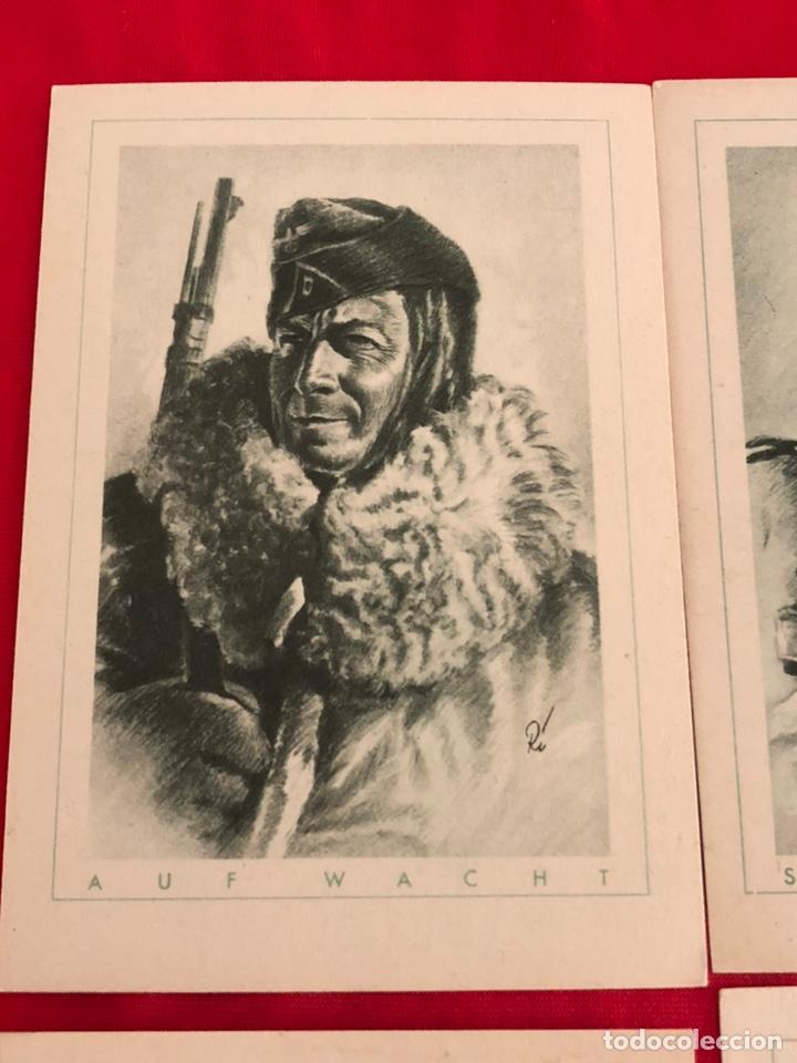 Postales: Lote de postales ejército del tercer reich - Foto 2 - 158942450