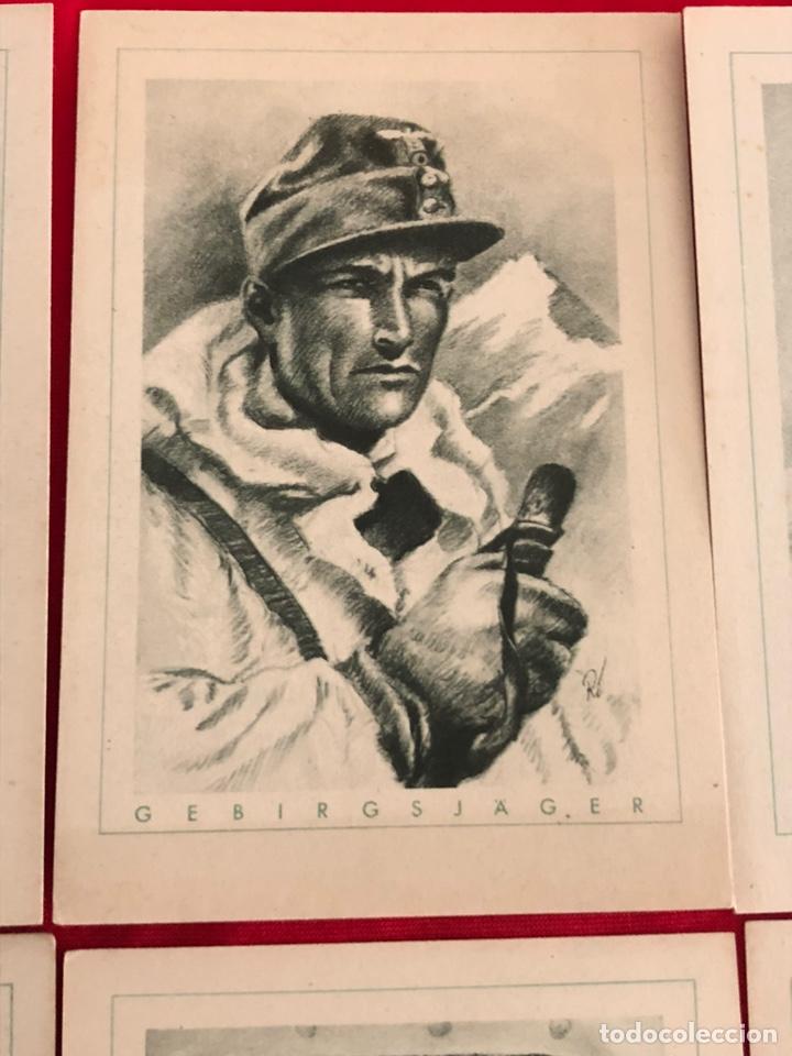 Postales: Lote de postales ejército del tercer reich - Foto 4 - 158942450