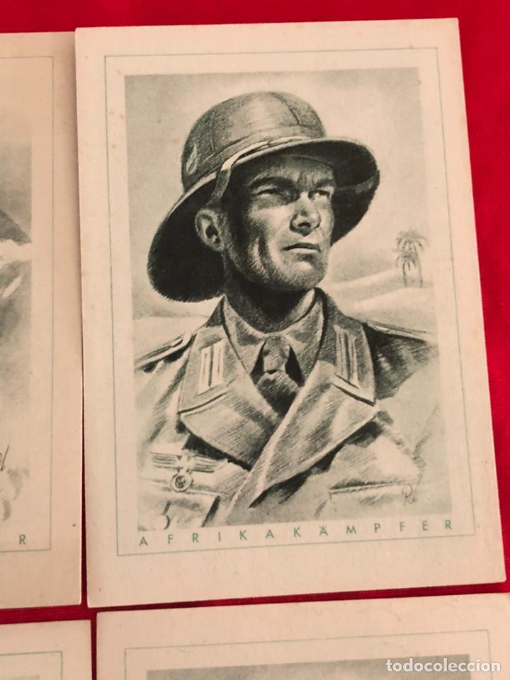 Postales: Lote de postales ejército del tercer reich - Foto 5 - 158942450