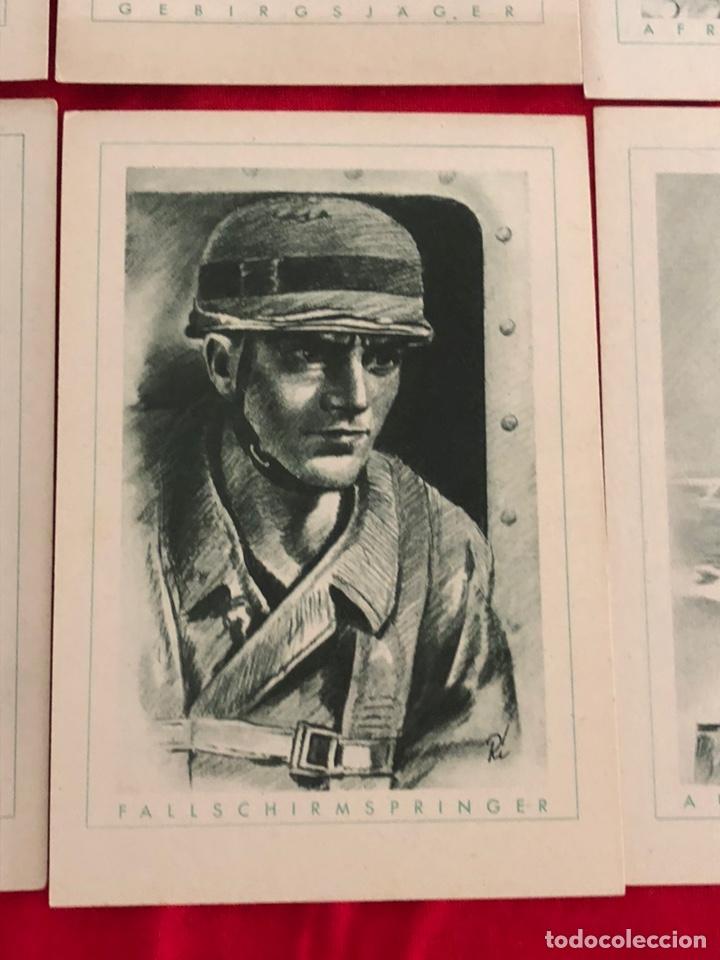 Postales: Lote de postales ejército del tercer reich - Foto 7 - 158942450