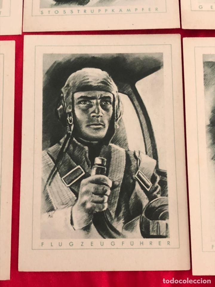 Postales: Lote de postales ejército del tercer reich - Foto 8 - 158942450