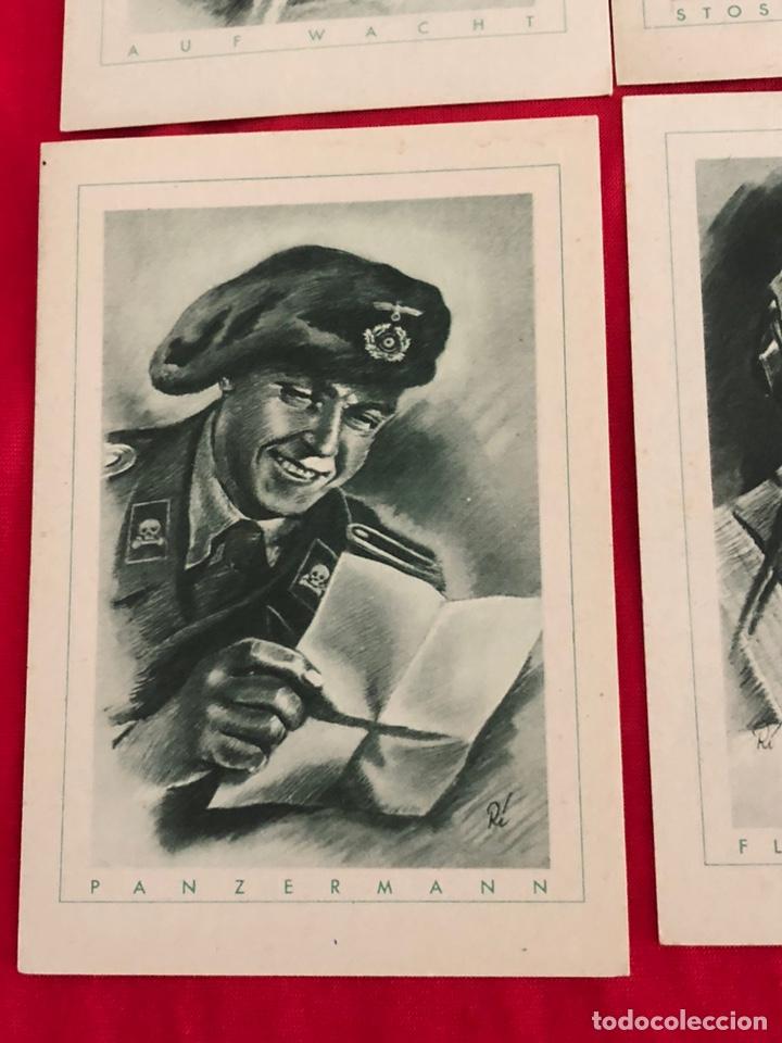 Postales: Lote de postales ejército del tercer reich - Foto 9 - 158942450