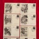 Postales: LOTE DE POSTALES EJERCITO DEL TERCER REICH. Lote 158943114
