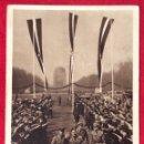 Postales: POSTAL CONCENTRACIÓN DE JUVENTUDES HITLERIANAS EN HAMBURGO 1936. ORIGINAL DE ÉPOCA. Lote 159448470