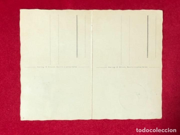 Postales: Postal onmemorativa de la conferencia de Múnich, original de epoca - Foto 2 - 160314498