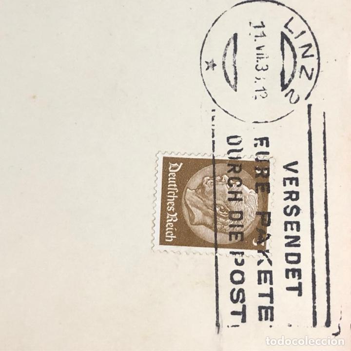 Postales: Colección de 95 cancelaciones del tercer reích, sello hindembug - Foto 76 - 161831650