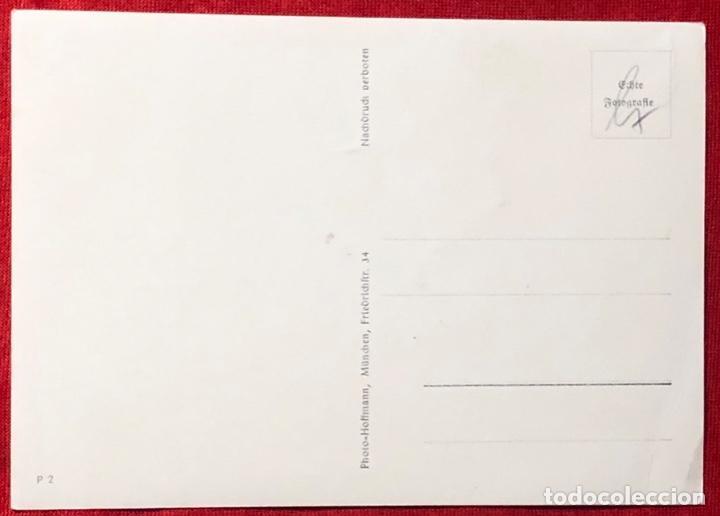 Postales: Alemania, postal propagandística de Adolf Hiter, tercer Reích - Foto 2 - 161853134