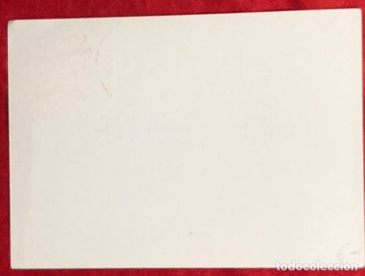 Postales: Alemania tarjeta propagandística durante el tercer reích. - Foto 2 - 161853210