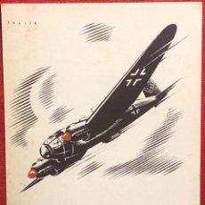 Postales - Postal alemana propaganda del tercer reích, - 161854582