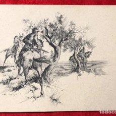 Postales - Postal alemana propaganda del tercer reích, - 161854642