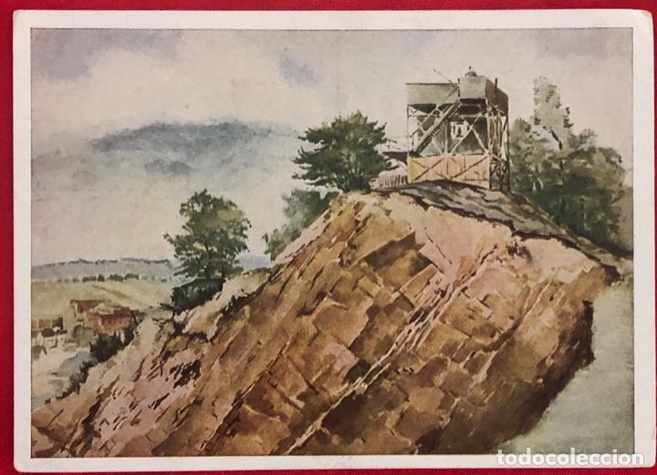 Postales: Lote de 6 postales originales Lufgaukommandos Segunda Guerra Mundial - Foto 6 - 162477982