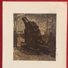 Postales: POSTAL ALEMANA ORIGINAL DE EPOCA DE LA SEGUNDA GUERRA MUNDIAL, WEHRMACHT. Lote 162479758